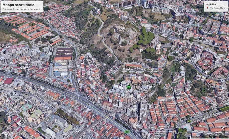Vendita Appartamento Messina Via Santa Marta, 316 #ME63 n.21