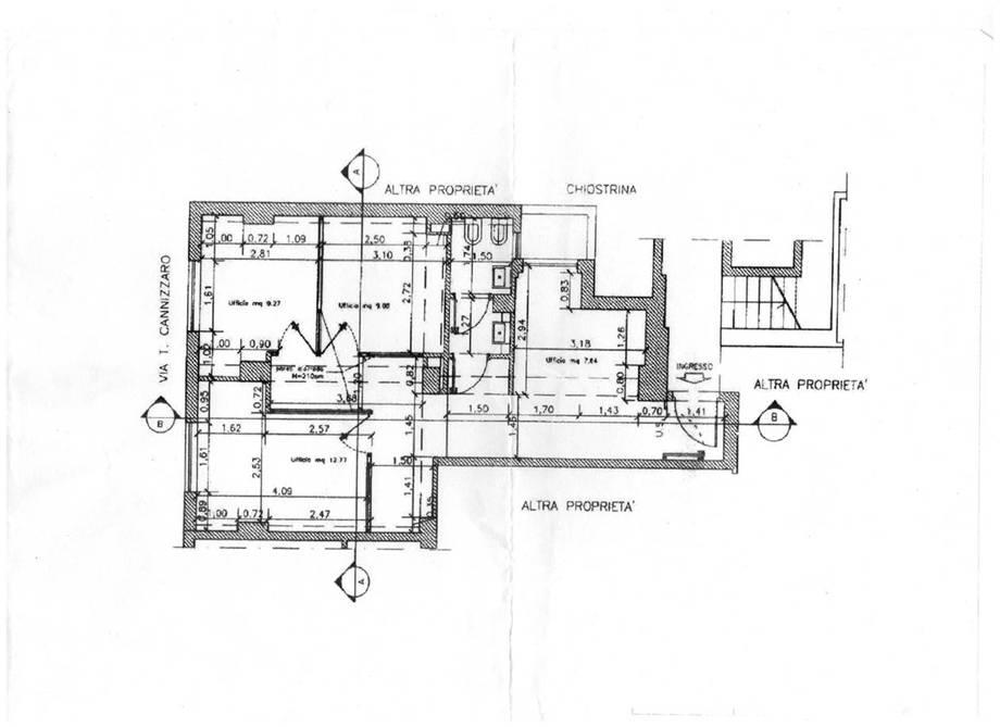 Vendita Appartamento Messina Piazza Cairoli #ME66 n.16