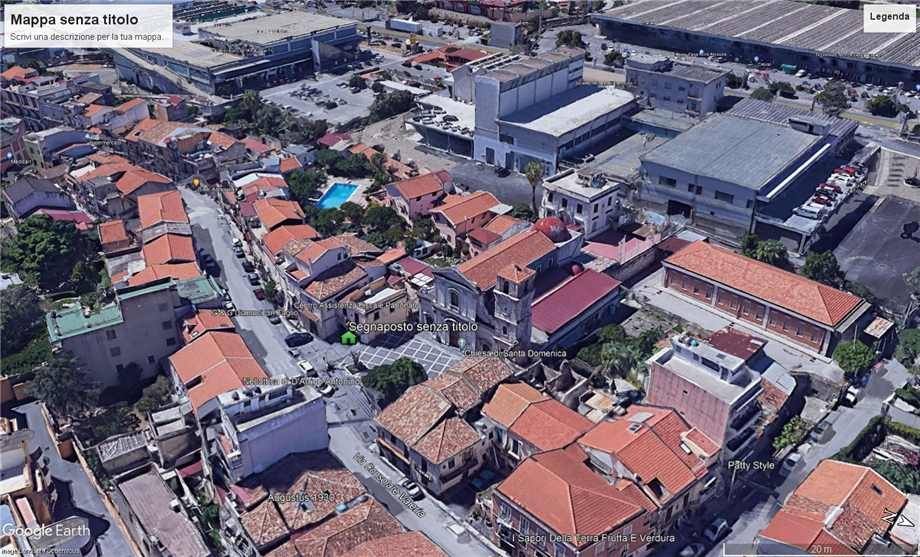 For sale Flat Messina Via Consolare Valeria #ME69 n.23