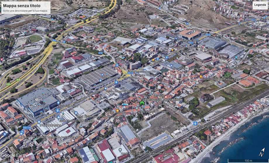 For sale Flat Messina Via Consolare Valeria #ME69 n.24