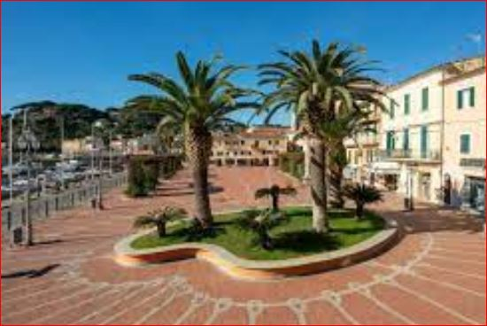 Affitto Affitto vacanza Porto Azzurro  #PA248 n.14