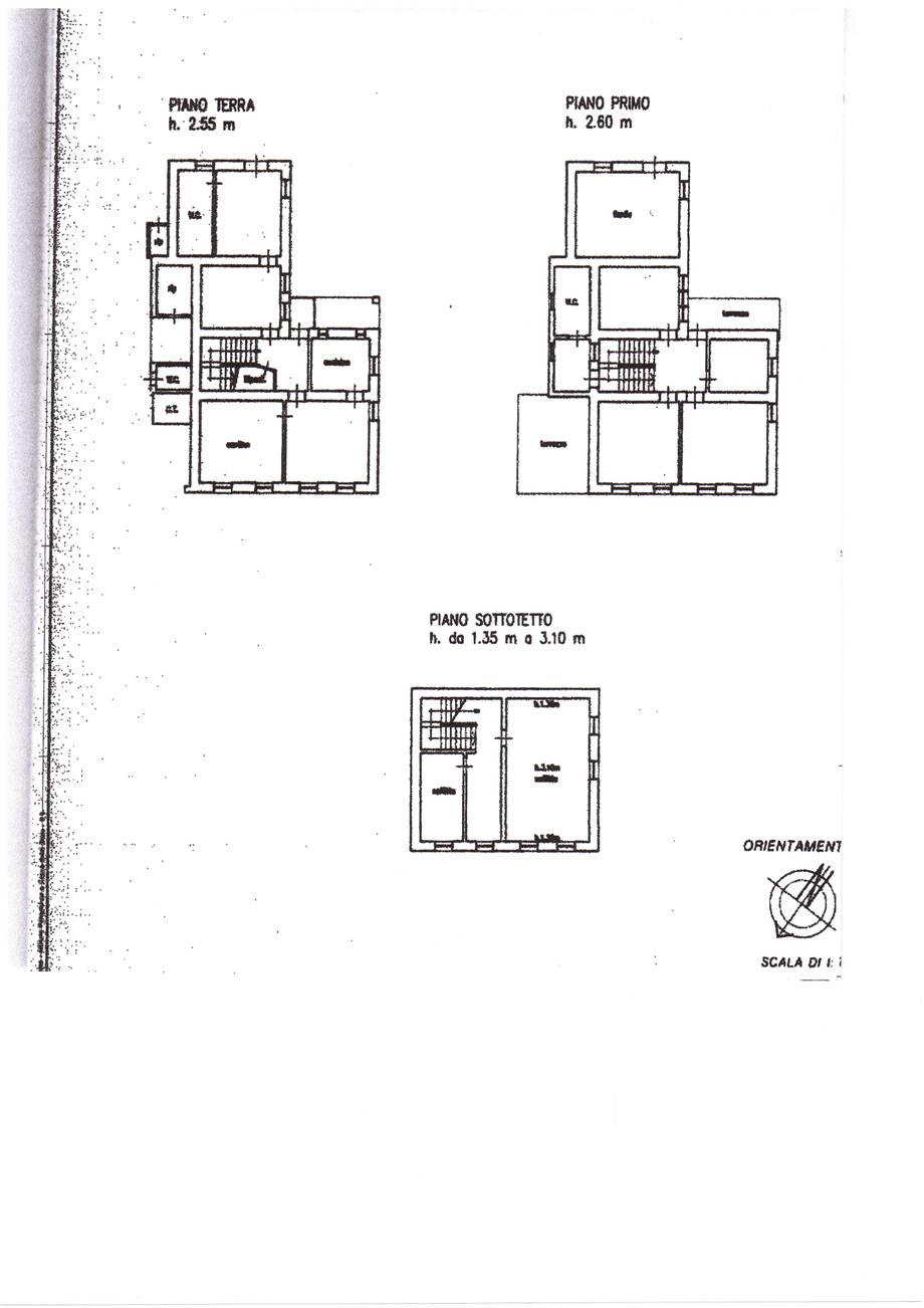 Venta Villa/Casa independiente Belluno Via Meassa #364 n.7