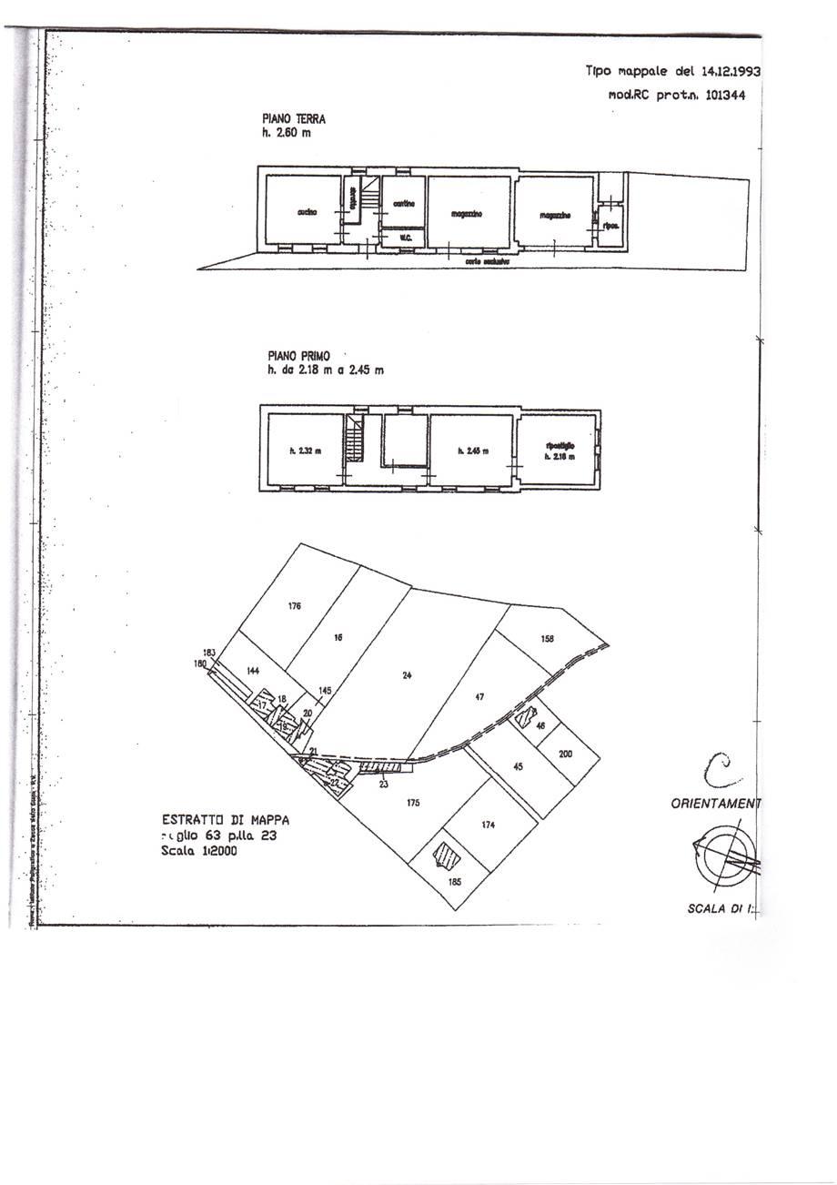 Venta Villa/Casa independiente Belluno Via Meassa #364 n.8