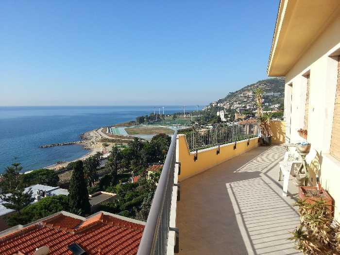 For sale Penthouse Sanremo via Padre Semeria #ATT16 n.6