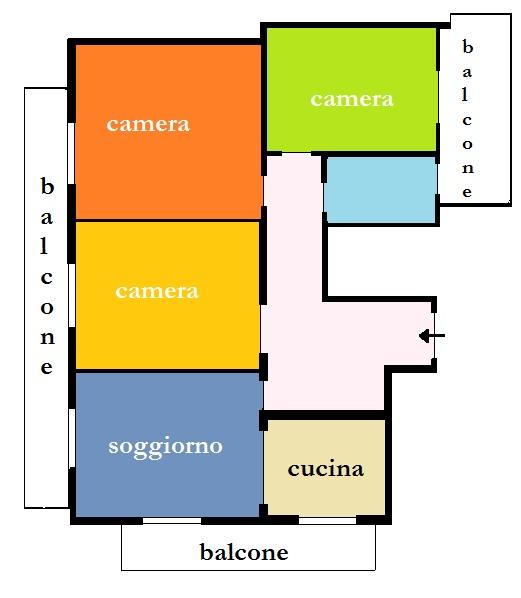 Vendita Appartamento Sanremo Corso degli Inglesi #4023 n.10