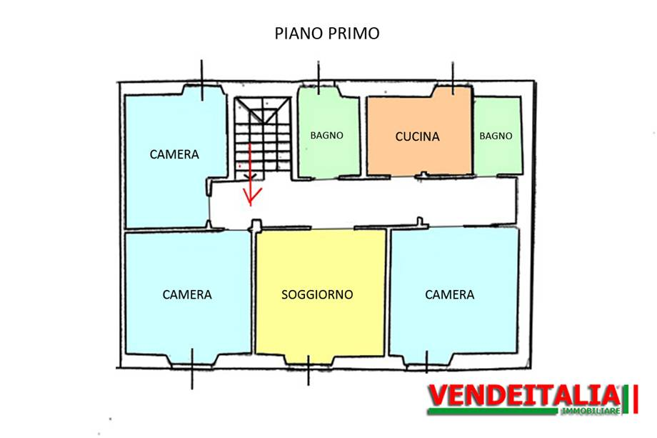 For sale Flat Appiano Gentile  #189 n.10