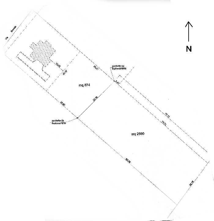 For sale Land Robecchetto con Induno Centro #RO1 n.6
