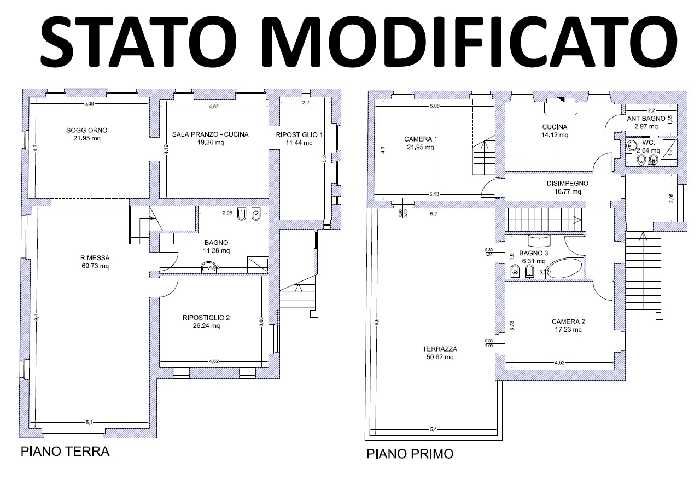 For sale Rural/farmhouse Montedinove  #M9.01 n.7