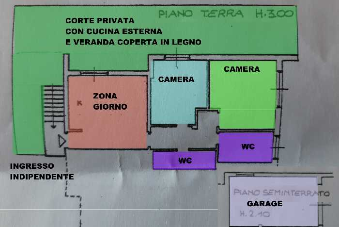 For sale Flat Porto Sant'Elpidio  #pse003 n.9