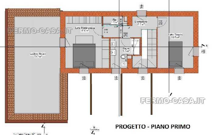 Venta Casa de campo Fermo  #fm017 n.7