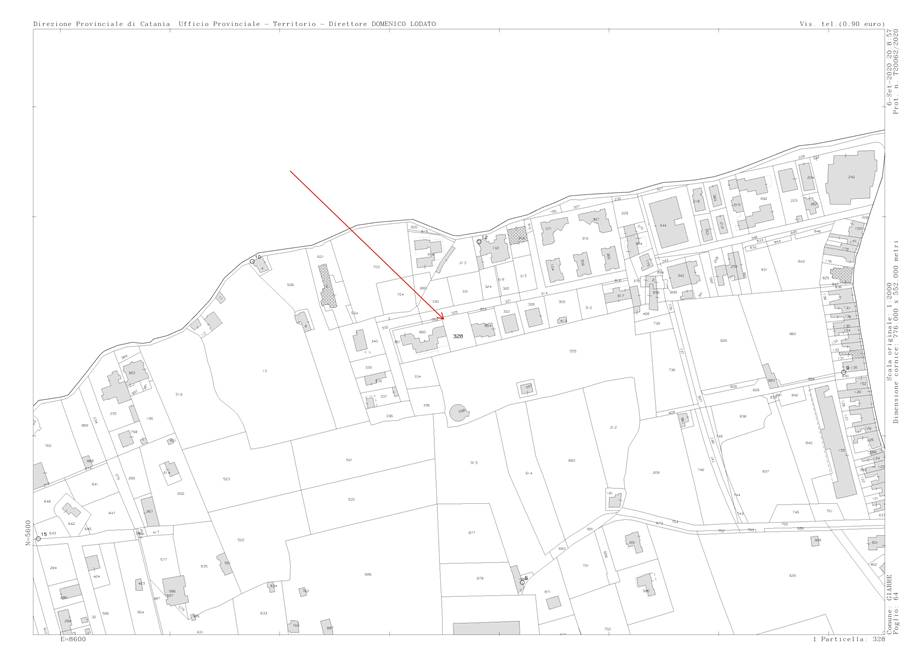 For sale Land Giarre  #CT21 n.3