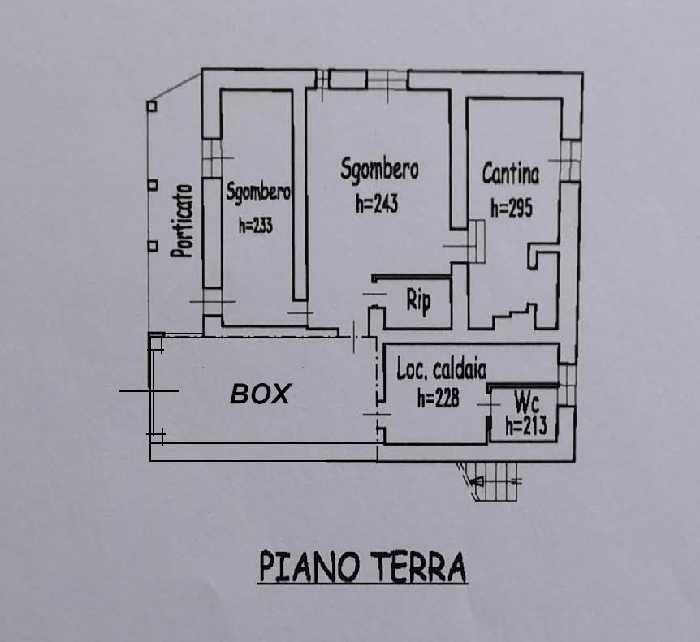For sale Detached house Santa Giuletta  #Sgiu582 n.7