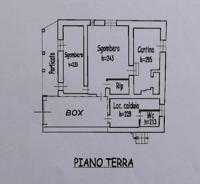 Vendita Villa/Casa singola Santa Giuletta  #S.G.582 n.7