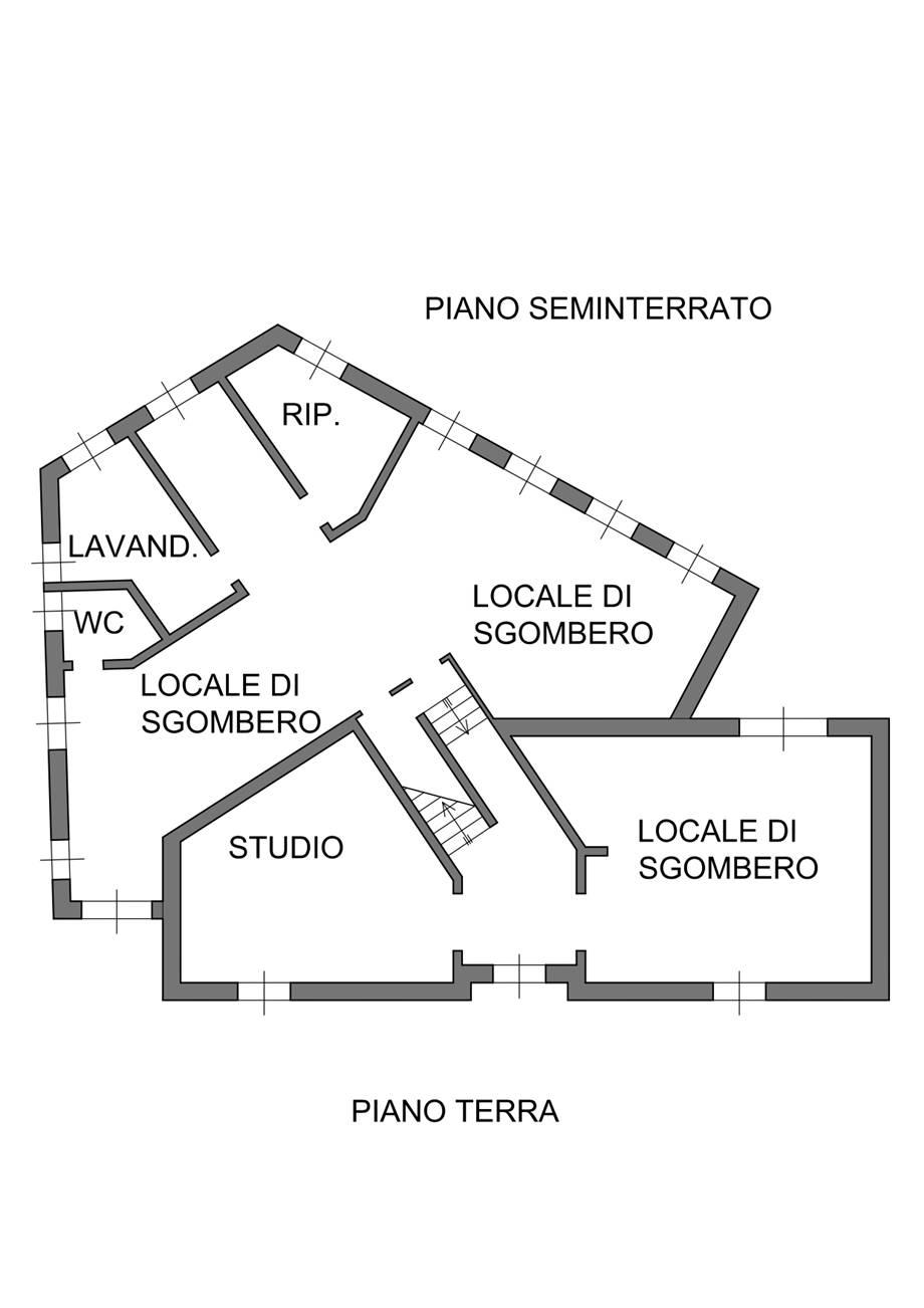 Venta Villa/Casa independiente Stradella  #Cst611 n.11