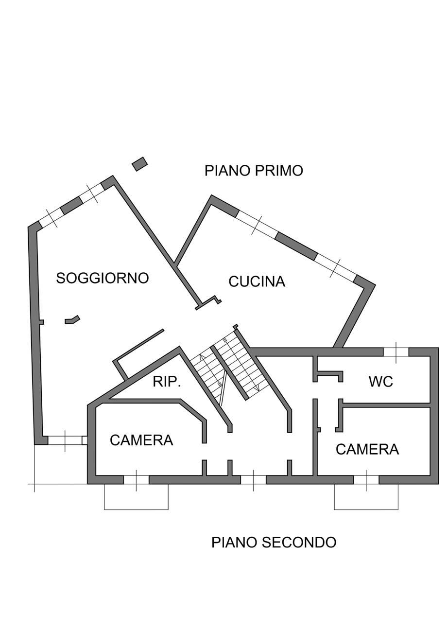 Venta Villa/Casa independiente Stradella  #Cst611 n.12