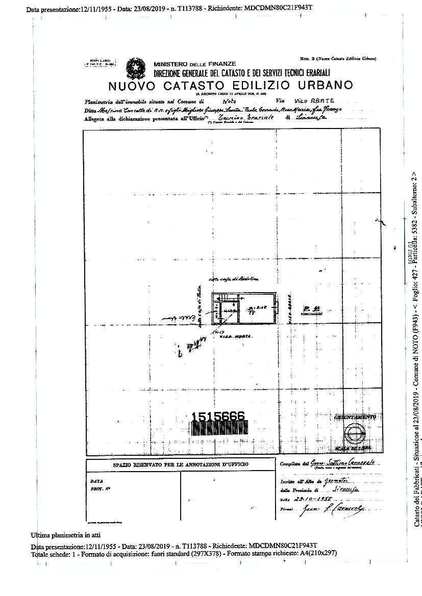Verkauf Villa/Einzelhaus Noto  #58C n.17