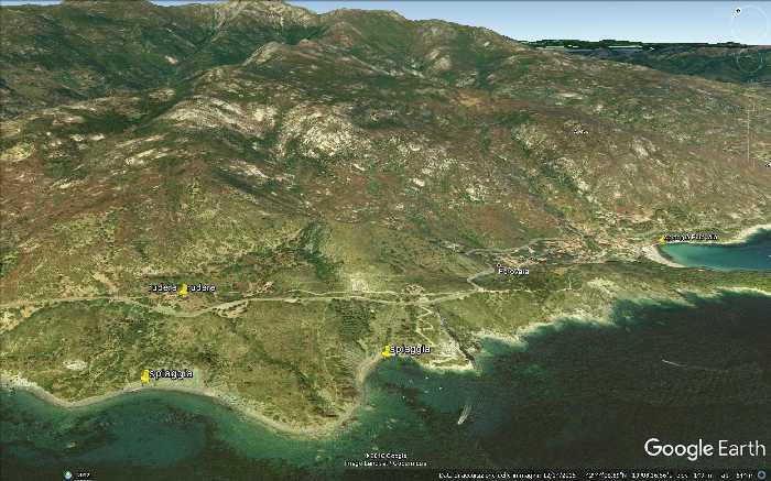 Venta Casa de campo Campo nell'Elba loc. Le Tombe #225 n.7