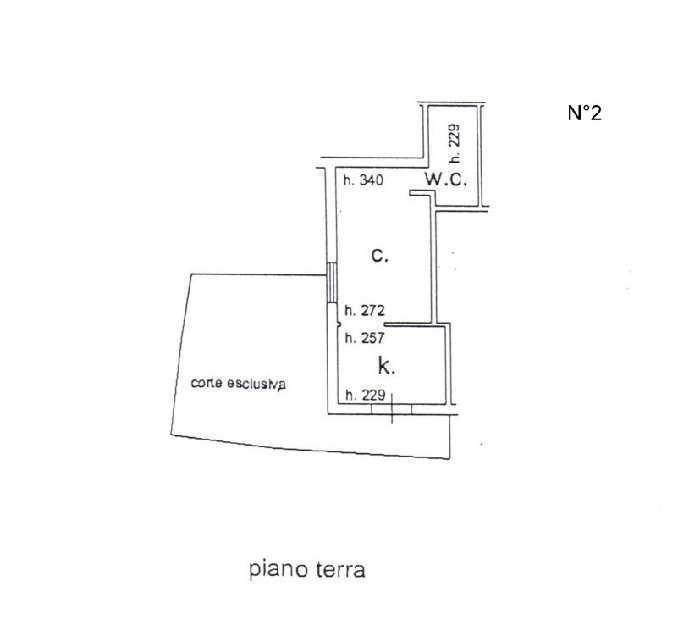 For sale Flat Capoliveri loc. Innamorata #403 n.9
