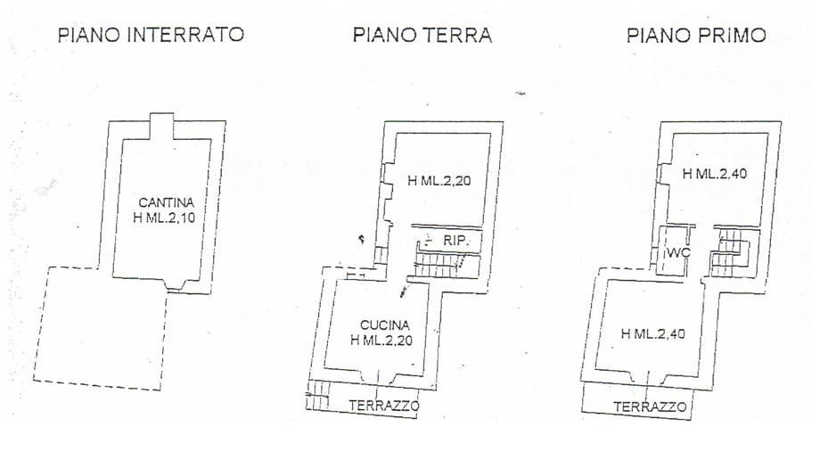For sale Rural/farmhouse Firenzuola Montalbano #24 n.6