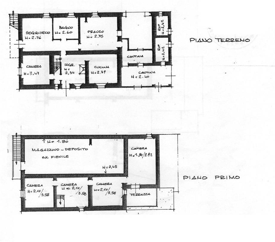 Venta Casa de campo Monterenzio via Collina #41 n.6