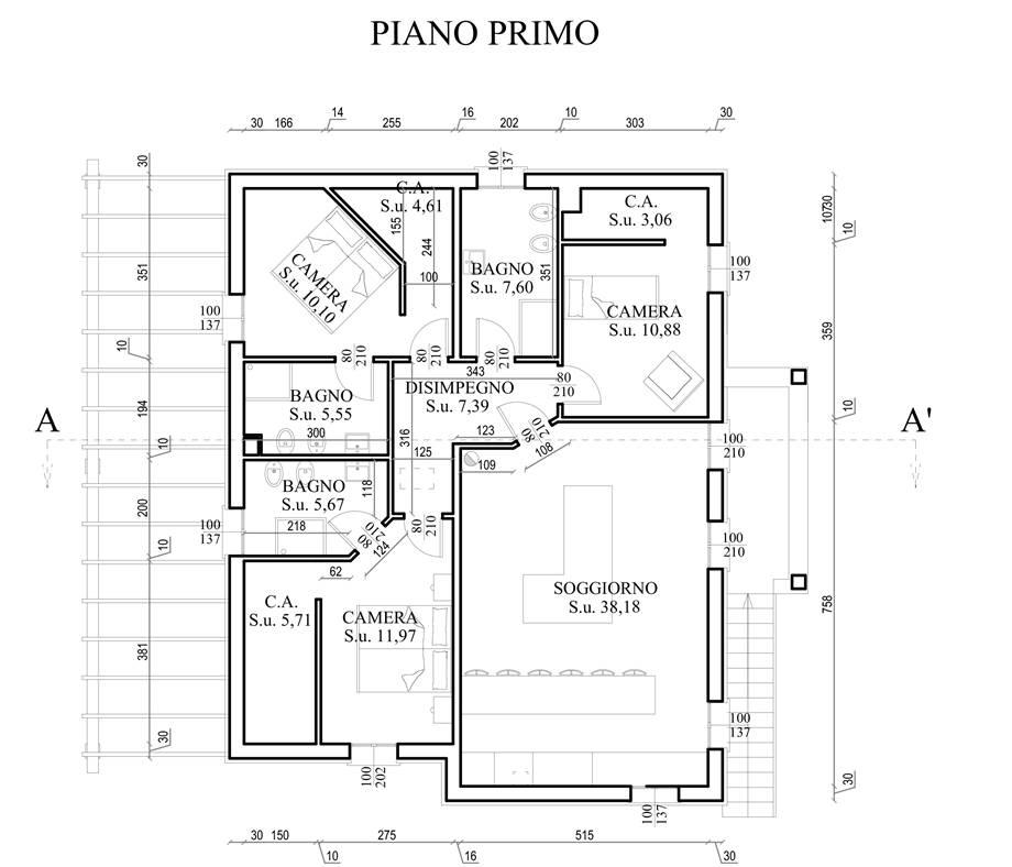 Venta Casa adosada Monterenzio San Benedetto del Quercet #91 n.6