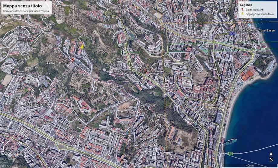 Venta Piso Messina Salita Tre Monti #ME32 n.19