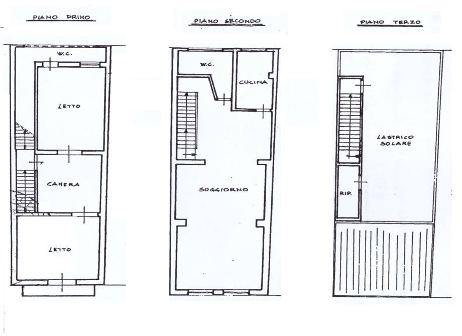 For sale Detached house Messina Via Palermo, 63 #ME48 n.20